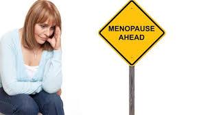 Menopause ahead